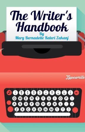 The writer's handbook by MBKZakanj