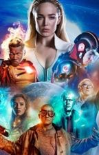 Legends Of Tomorrow Preferences and Imagines by CoffeeLance