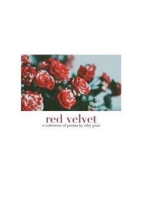red velvet ✨ poetry by transwhore