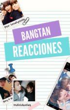 BTS ➸ Reacciones by lavelycode