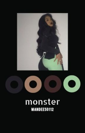 Monster ☾ Book 1 by Mandee50112