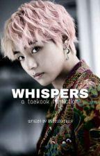 Whispers    #Taekook  by Taelogically