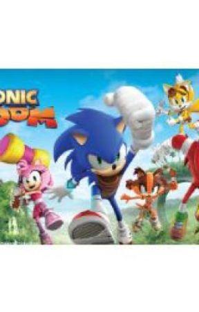 Sonic Boom X Human Reader Shadow Appears Wattpad