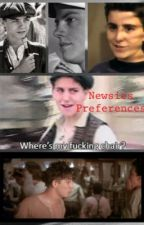 Newsies Preferences by TheGingerKingOfTexas