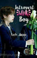 Introvert Wink Boy | park jihoon by mnyoungeh_