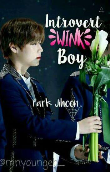Introvert Wink Boy   park jihoon