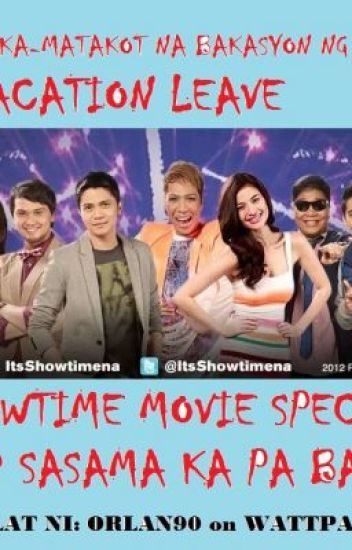 VACATION LEAVE: A SHOWTIME MOVIE SPECIAL (ONE SHOT STORY)