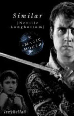 Similar  Neville Longbottom. {Short story for Magic Month} by IzzyBella3