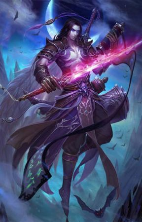 Warlock of a magus world by dede0172