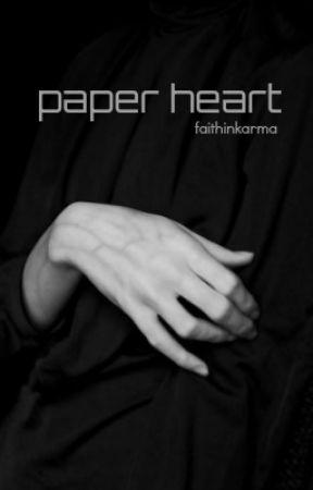 paper heart by faithinkarma