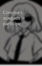 Concours auxquels je participe by nicolasflamelle