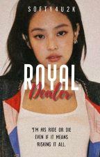 Royal Dealer | Taeyong x Jennie by softy4u2k