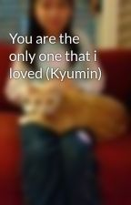 You are the only one that i loved (Kyumin) by SteffanyKong