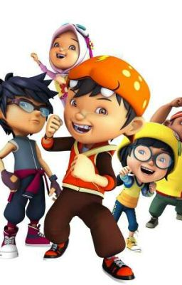 [Boboiboy] Ask and dare (Ngâm giấm ^^')
