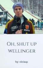 """OH, shut up Wellinger"" - Andreas Wellinger  by DoleczkiRysia"