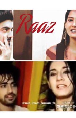 Raaz- An Adiza fanfiction - New collection of Avneil / adiza