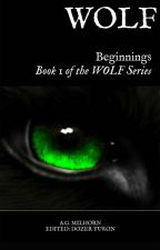 Wolf: A Werewolf Novel. by CaptBoomPup