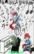 Mi música eres tu (aureliashipping) by gabriel469