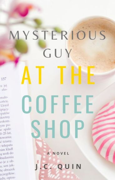 Mysterious Guy at The Coffee Shop - Published under Viva-Psicom