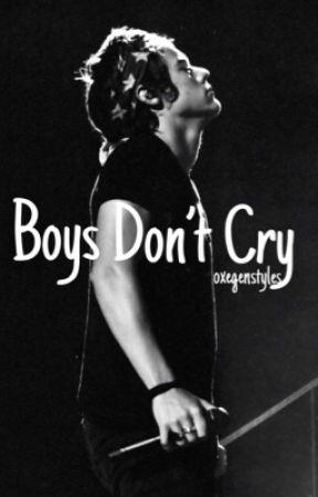 Boys Don't Cry by cuddlingzjm