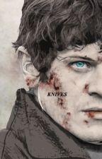 KNIVES   Ramsay Bolton by boltonblade