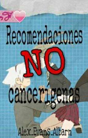 Recomendaciones no cancerígenas [Soul Eater] by Alex_Evans_Albarn