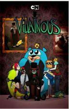Ask/Dare Villainous And Heroic! by RainbowFlug