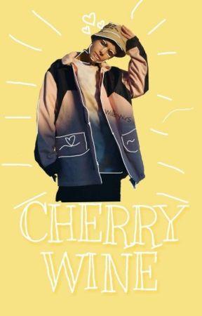 cherry wine ( richie tozier ) by wlwrobin