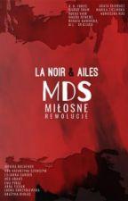 Symfonia znaków (Całość niebawem w antologii MDS: Miłosne Rewolucje) by Meg_Adams