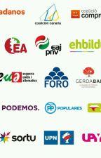 Partidos politicos que no conoce ni Dios by FusionAmmolite