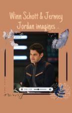 Winn Schott & Jeremy Jordan imagines  by IRLfanforlife