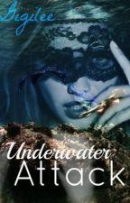 Under Water Attack (Mermaid,Vampire) by gigilee