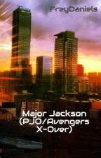 Major Jackson (PJO/Avengers X-Over) by FreyDaniels