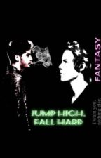 Jump High, Fall Hard (Zarry) by lavaalampss