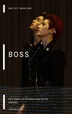 BOSS  | NCT  LUCAS by luminous_army