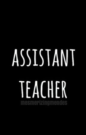 assistant teacher [shawn mendes] by mesmerizingmendes