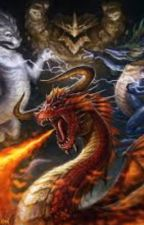 The Elemental dragon riders by fairychan_45love