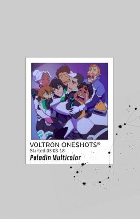 voltron oneshots® by euphoriaatrash