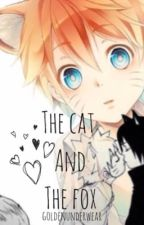 SasuNaru ➳ The Cat And The Fox (CURRENTLY EDITING) by Goldenunderwear
