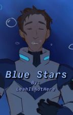 Blue Stars {Langst} by LeahIsNotHere