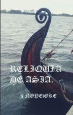 Reliquia De Asia *YOONMIN* Vikingos. by NopeTake
