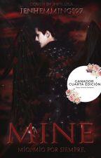 Mine - SeBaek (Fall into darkness #1) | #KpopAwardsWattpad by JenHemmings97