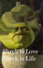 Shrek is Love Shrek is Life (Shrek x Reader FanFiction) by catisgrose