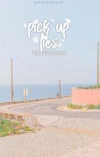 pick up lies ▶ bae jinyoung [✔] by micheottji-