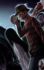 Horror Asylum (slashers X reader) by TheFanOfYoutube