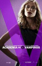 Academia de vampiros - Tocada pelas sombras (Livro 3) by PamellaMunhoz1