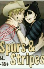 Spurs Y Stripes +18 by jukarukamikutaki