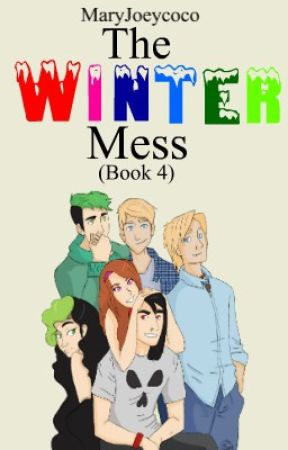 The Winter Mess (PpgzxRrbz kids) |Book 5| by MaryJoeycoco