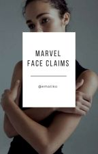 FACE CLAIMS 》MARVEL by EMATIKO