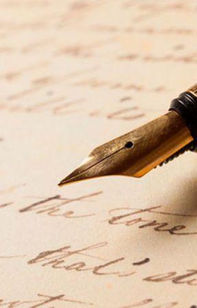 ¿Por que es bueno escribir? :o by brandon_0923